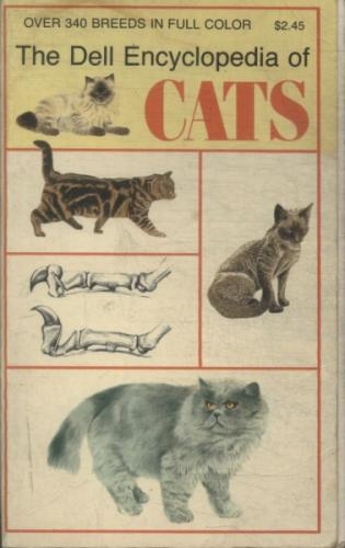 The Dell Encyclopedia of Cats