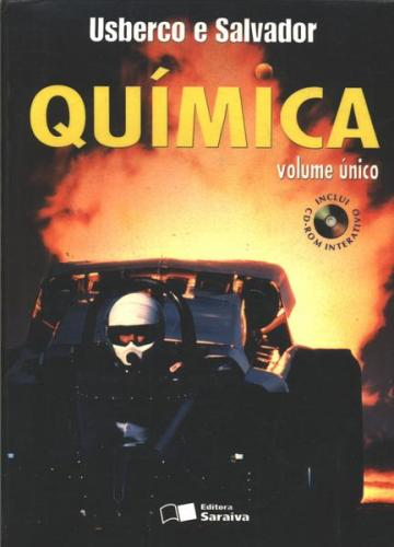 Qu�mica Volume �nico Inclui Cd  2007