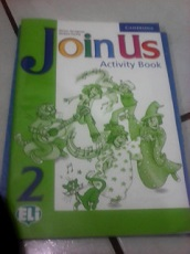 Join Us - Activity Book - 3