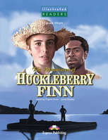 The Adventures of Huckleberry Finn - Level 3 (illustrated Readers)