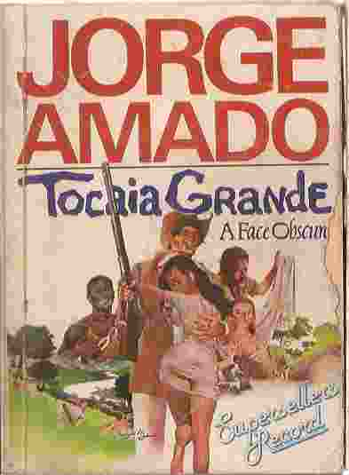Tocaia Grande a Face Obscura - Jorge Amado Supersellers