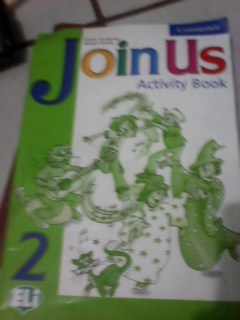 Join Us - Activity Book - 2
