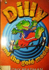 Livro Dilly and the Gold Medal
