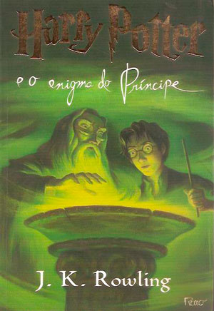 Harry Potter e o Enigma do Pr�ncipe - 6� Livro da S�rie