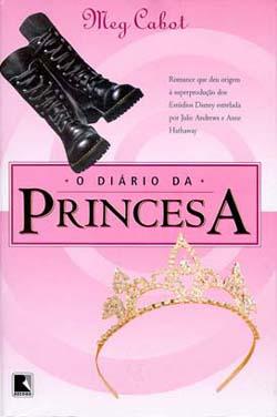 Resultado de imagem para o diario da princesa livro