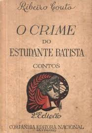 O Crime do Estudante Batista-contos