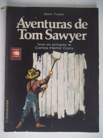 As Aventuras de Tom Sawyer - Elefante