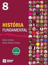 Hist�ria Fundamental 8 Livro do Professor