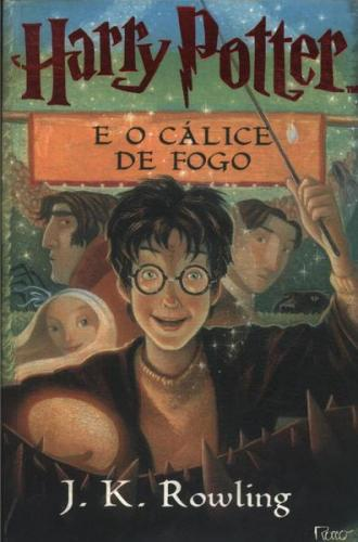 Harry Potter 4 - Harry Potter e o Cálice de Fogo