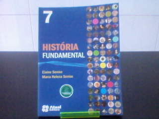 Hist�ria Fundamental 7 Livro do Professor