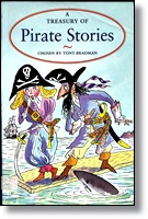 A Treasuty of Pirate Stories (contos)