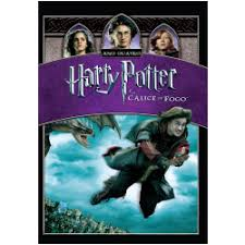 Dvd - Harry Potter - e o Cálice de Fogo