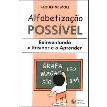 Resultado de imagem para alfabetizaçãopossivel livro
