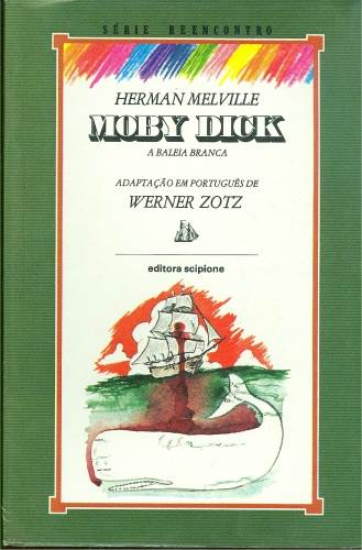 Moby Dick: A Baleia Branca