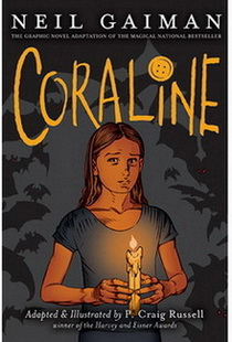 Coraline - the Graphic Novel Adaptation