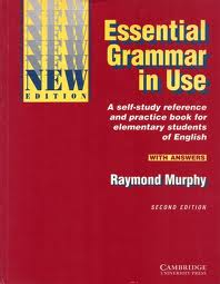 Livro Essential Grammar in Use - Autor Raymond Murphy