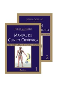 Manual de Clinica Cirurgica - 2 Volumes